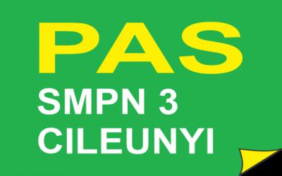 PANDUAN PAS SEMESTER GANJIL 2020